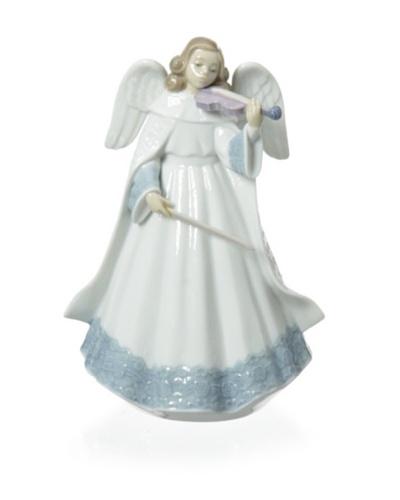 Lladró Angelic Violinist Figurine