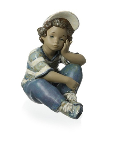 Lladró Long Day Figurine