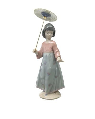 "Lladró ""Asian Love"" Handmade Porcelain Figurine"