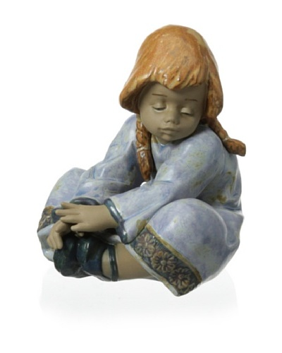 Lladró Lazy Day Figurine