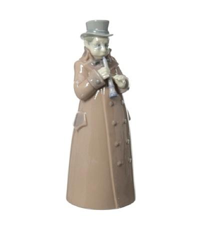 Lladro  Musician With Clarinet Handmade Porcelain Figurine