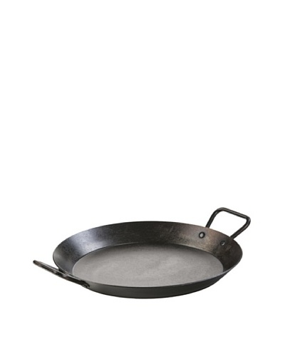 Lodge Pre-Seasoned Carbon Steel Skillet, 15