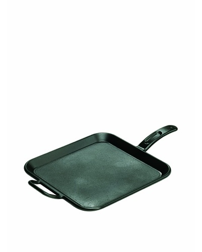 "Lodge 12"" Square Cast Iron Griddle"