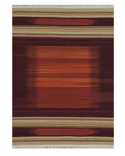 Loloi Rugs Santana Hand-Woven Wool Rug [Red]