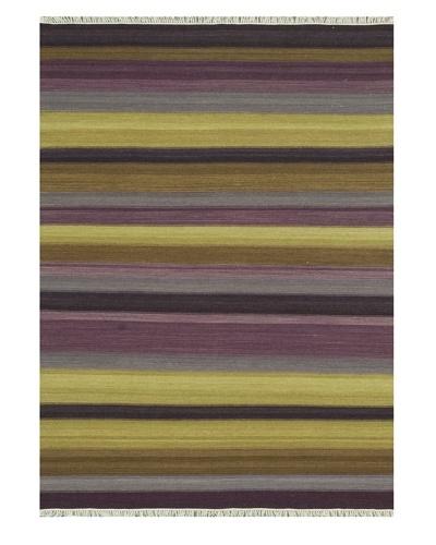 Loloi Rugs Santana Hand-Woven Wool Rug [Violet]