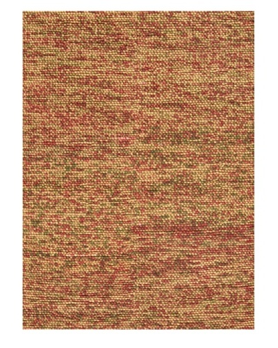 Loloi Clyde Felted New Zealand Wool Rug [Gold/Rust]