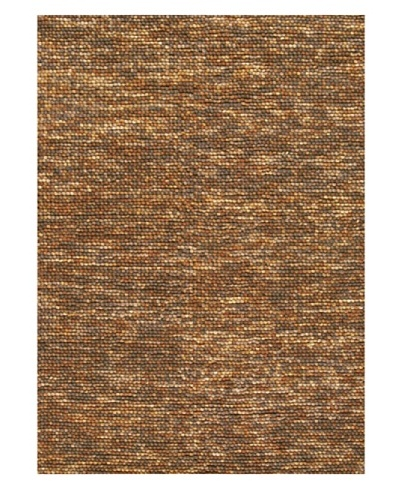 Loloi Clyde Felted New Zealand Wool Rug [Gold/Brown]