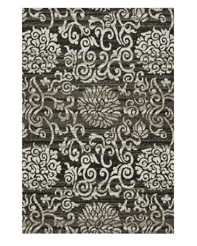 Loloi Rugs Revive Rug [Charcoal/Beige]