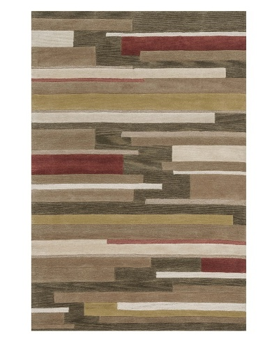 Loloi Rugs Abacus Rug [Olive/Gold]