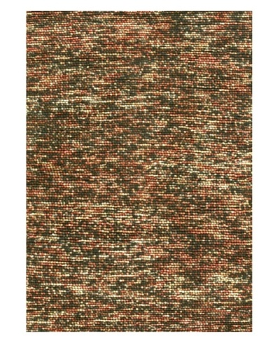 Loloi Clyde Felted New Zealand Wool Rug [Gold/Black]