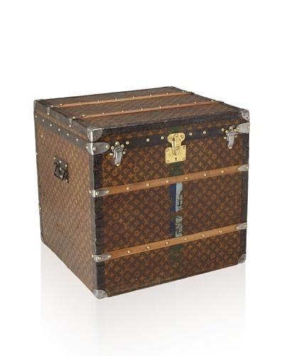 Louis Vuitton Monogram Malle Cube