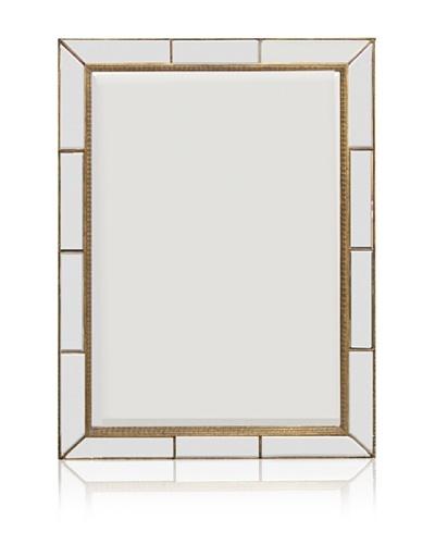 Paneled Bevel Mirror
