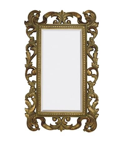 "Majestic Mirrors Diana Mirror, Bronze, 86"" x 54"""