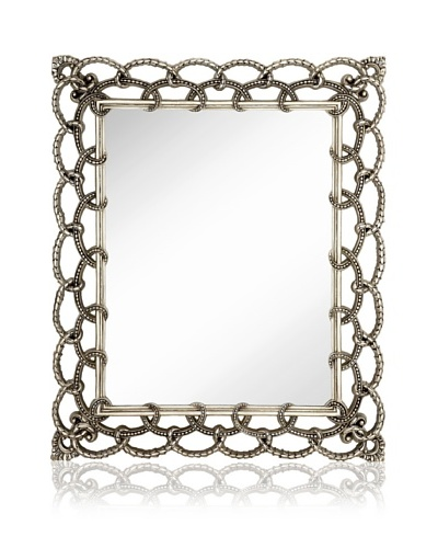 Majestic Mirrors Hardy Mirror [Antique Silver]