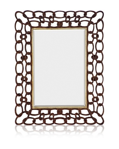 Charleston Chain Link Mirror