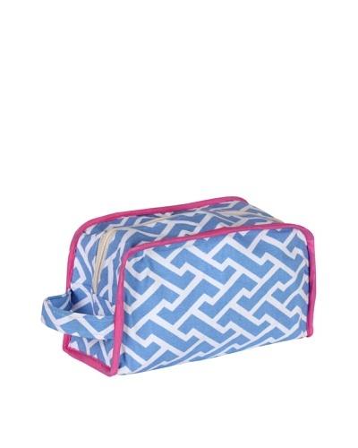 Malabar Bay Molly Dopp Kit, Blue