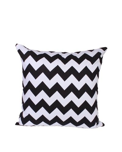 Malabar Bay Chevron Pillow
