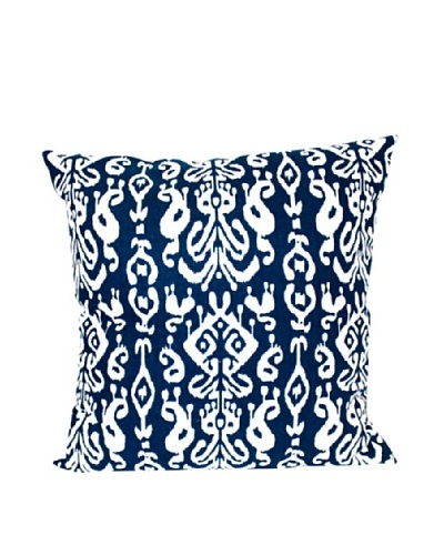 Malabar Bay Ikat Pillow