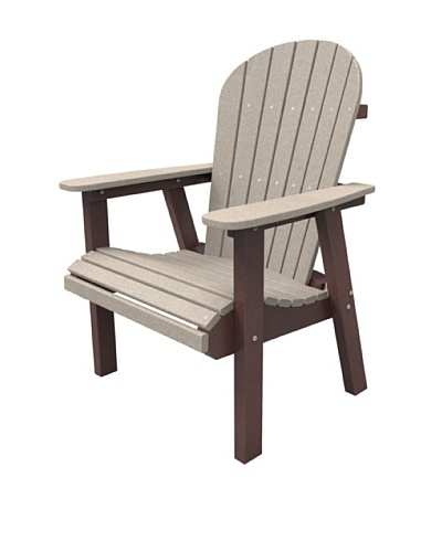 Malibu Jamestown Dining Chair in Sand and Cherry