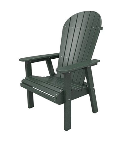 Malibu Jamestown Casual Chair in Turf Green