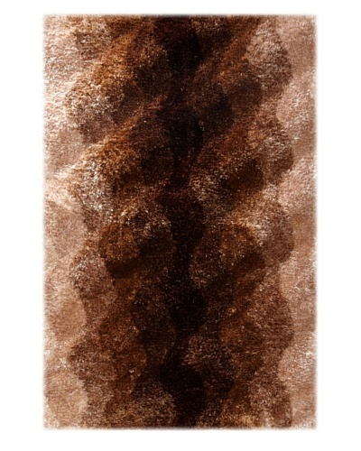 Manhattan Design District Wool Blend Luxury Shag