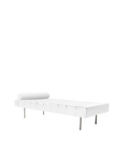 Manhattan Living Classic Day Bed, White