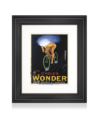 Les Cycles Wonder, 16 x 20