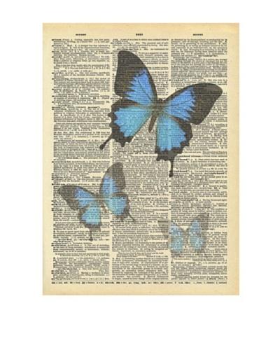 Marcus Jules Secret Butterfly