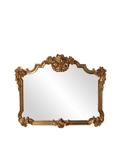 Marley Forrest Avondale Mirror, Gold