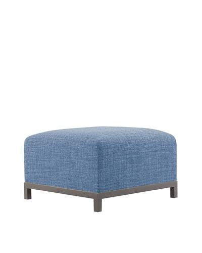 Marley Forrest Coco Sapphire Axis Ottoman Slipcover