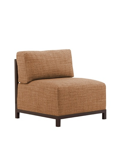 Marley Forrest Coco Topaz Axis Chair, Mahogany Frame