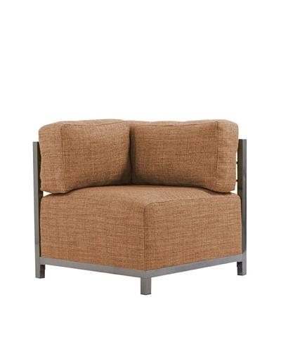 Marley Forrest Coco Topaz Axis Corner Chair, Titanium Frame