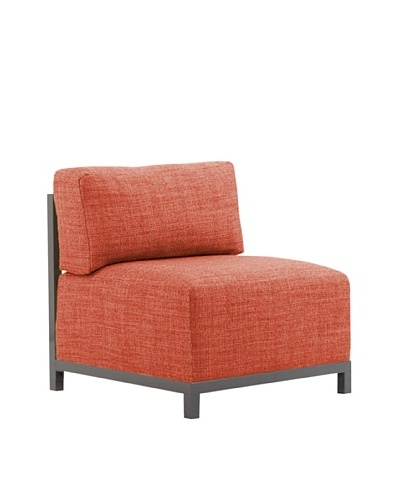 Marley Forrest Coco Coral Axis Chair, Titanium Frame