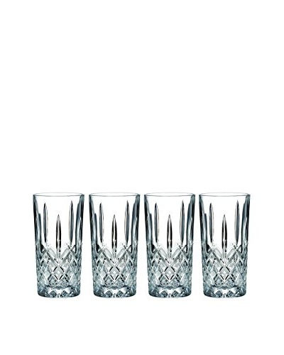 Marquis by Waterford Set of 4 Markham 13-Oz. Highball Glasses