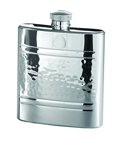 Marquis by Waterford Vintage Stainless Steel Hip Flask