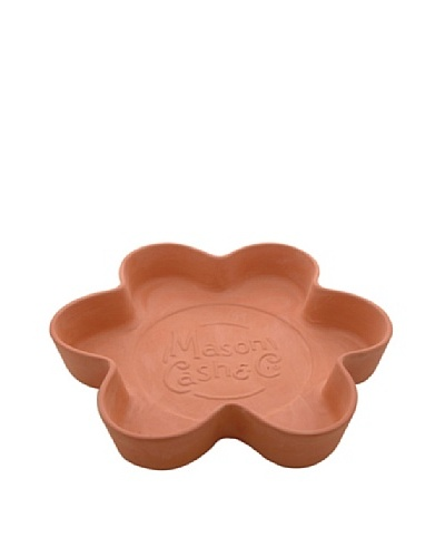 Mason Cash Terracotta Tear & Share Flower Bread Baking Form in Gift Box