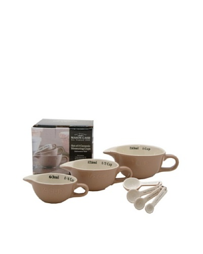 Mason Cash Measuring Spoons and Measuring Cups Set