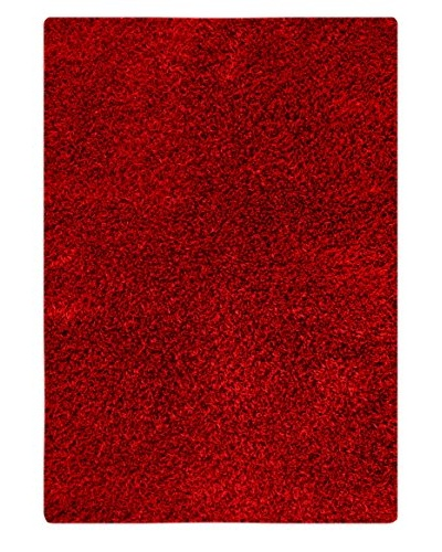 MAT The Basics Cosmo Rug, Red, 5' 2 x 7' 6