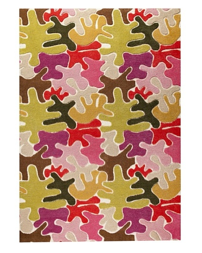 MAT the Basics Jigsaw [Pink/Multi]