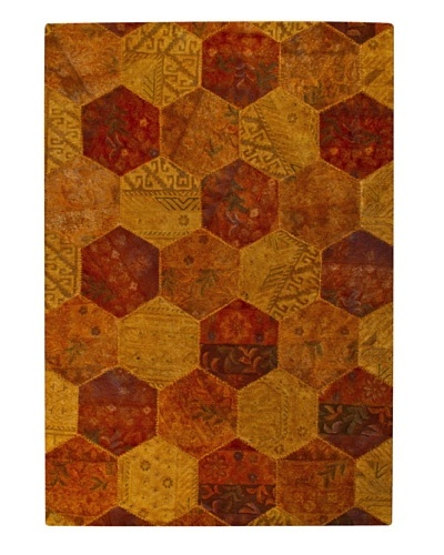 MAT Vintage Honey Comb Rug