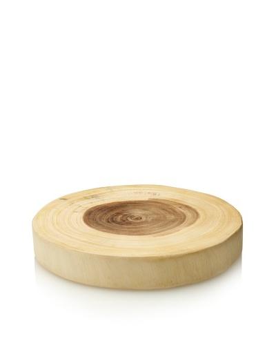 Matahari Handmade Wooden Round Block