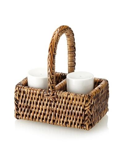 Matahari Handwoven Salt & Pepper Basket