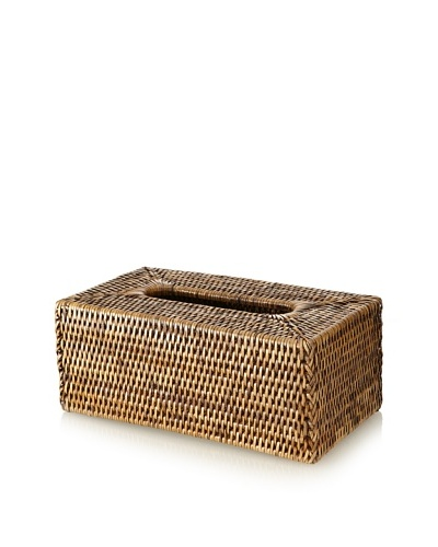 Matahari Handwoven Rectangle Tissue Box