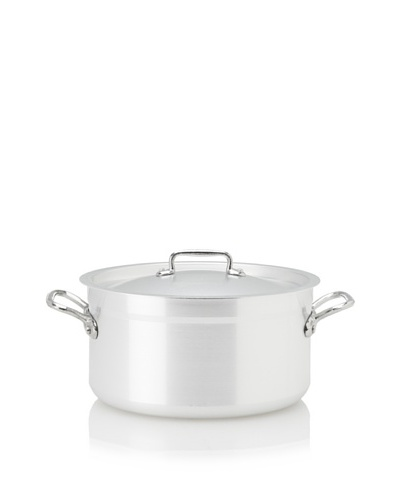 Matfer Bourgeat Aluminum Casserole with Lid