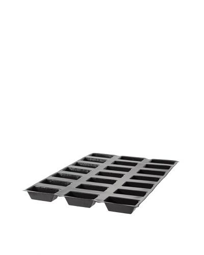 Matfer Bourgeat Flexipan® Non-Stick 21 Mini-Cake Rectangular Sheet Mold