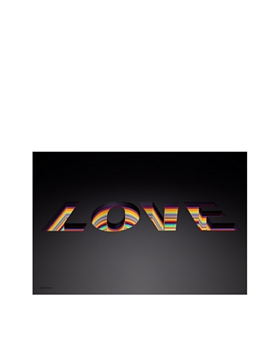 Maxwell Dickson Depth of Love Canvas Art