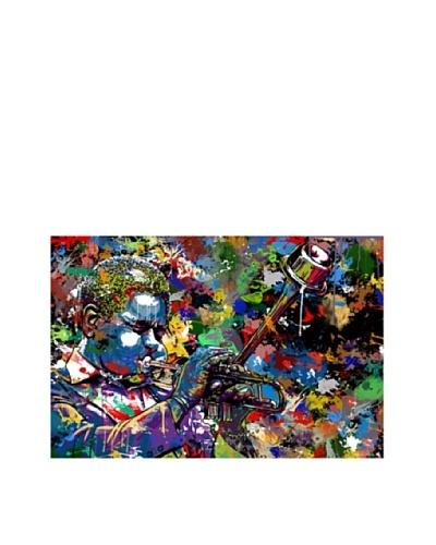 Maxwell Dickson Jazz Canvas Art