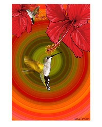 Maxwell Dickson Bloom Canvas Art