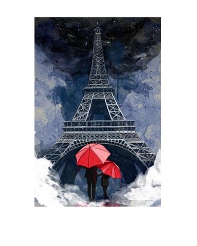 Maxwell Dickson Rainy Night In Paris