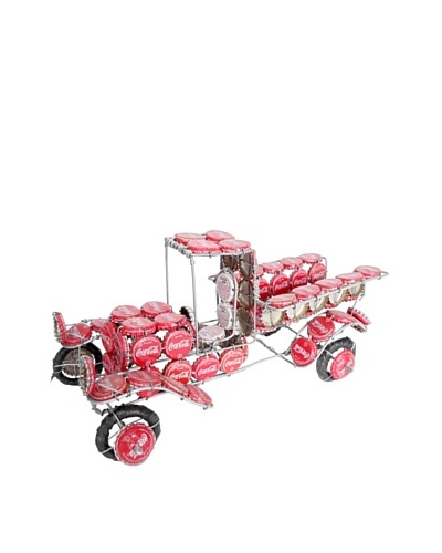 Mbare Bottle Cap Delivery Truck